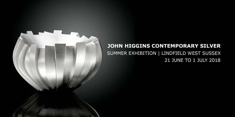 Summer Exhibition at John Higgins Contemporary Silver