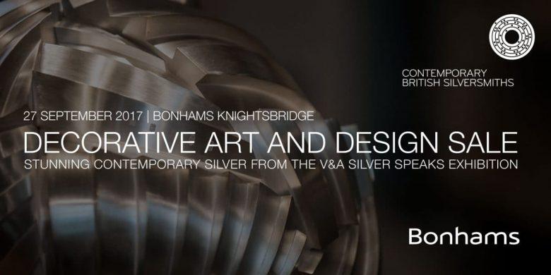 Decorative Art and Design Sale at Bonhams Knightsbridge