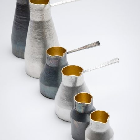 Stuart Jenkins set of jugs
